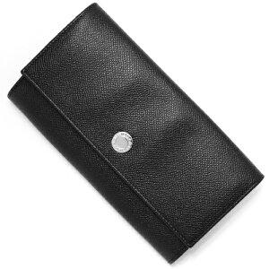 ブルガリ BVLGARI 長財布 クラシコ 【CLASSICO】 ブラック 27749 メンズ
