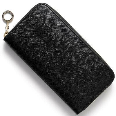 ブルガリ BVLGARI 長財布 ブルガリブルガリ 【BB】 ブラック 280561 メンズ レディース