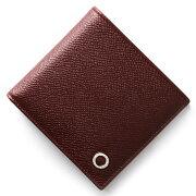 ブルガリ BVLGARI 二つ折財布 ブルガリブルガリ マン BB MAN ルビーワインレッド 282165 メンズ