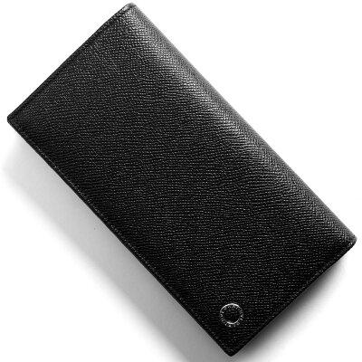 ブルガリ BVLGARI 長財布 ブルガリブルガリ マン BB MAN ブラック 283810 メンズ