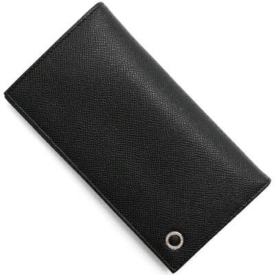 ブルガリ BVLGARI 長財布 ブルガリブルガリ マン 【BB MAN】 ブラック 30398 メンズ