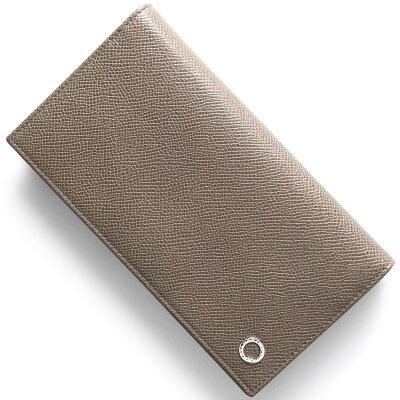 ブルガリ 長財布 財布 メンズ ブルガリブルガリ マン BB MAN ストーングレー 30399 BVLGARI