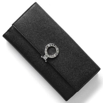ブルガリ BVLGARI 長財布 ブルガリブルガリ BB ブラック 30416 メンズ レディース