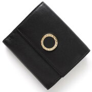 ブルガリ BVLGARI 二つ折財布 コローレ 【COLORE】 ブラック 32384 レディース