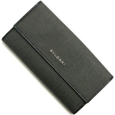 ブルガリ BVLGARI 長財布 ウィークエンド 【WEEKEND】 ブラック 32589 メンズ