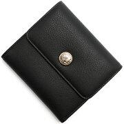 ブルガリ BVLGARI 三つ折財布 モネーテ 【MONETE】 ブラック 35979 レディース