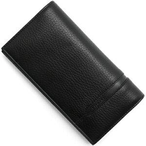 ブルガリ BVLGARI 長財布 オクト 【OCTO】 ブラック 36966 メンズ