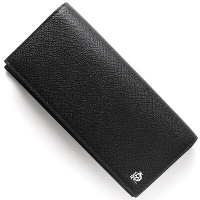 ダンヒル DUNHILL 長財布 カドガン 【CADOGAN】 ブラック L2AC10 A メンズ