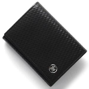 ダンヒル DUNHILL コインケース【小銭入れ】 マイクロ ディーエイト D-EIGHT ブラック L2V380 A メンズ