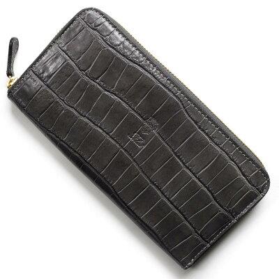 フェリージ FELISI 長財布 グリージョスクーログレー 125 SA 0028 メンズ レディース