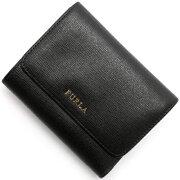フルラ FURLA 三つ折財布 バビロン 【BABYLON】 ブラック PN06 B30 O60 レディース