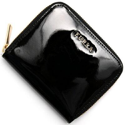 フルラ FURLA 二つ折財布 バビロン 【BABYLON】 ブラック PI38 PTL O60 レディース