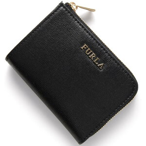 フルラ FURLA 二つ折財布 バビロン BABYLON ブラック PP62 B30 O60 レディース