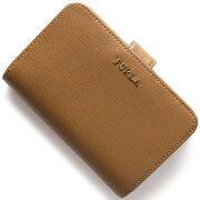 フルラ FURLA 二つ折財布 バビロン 【BABYLON】 ノーチェブラウン PN12 B30 NC7 レディース