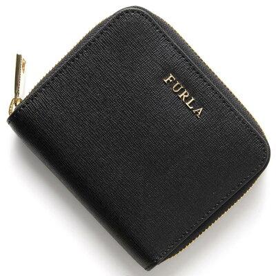 フルラ FURLA 二つ折り財布 バビロン 【BABYLON】 ブラック PR84 B30 O60 レディース