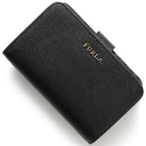 フルラ FURLA 二つ折財布 バビロン 【BABYLON】 ブラック PR85 B30 O60 2017年春夏新作 レディース