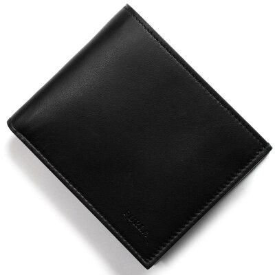 フルラ FURLA 二つ折り財布 メン アポロ MAN APOLLO ブラック PQ37 100 O60 2018年春夏新作 メンズ