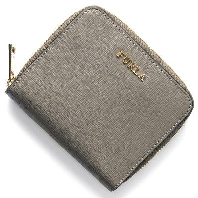フルラ FURLA 二つ折財布 バビロン BABYLON アルジラグレー PR84 B30 AG6 レディース