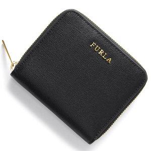 フルラ FURLA 二つ折財布 バビロン BABYLON ブラック PR84 B30 O60 レディース