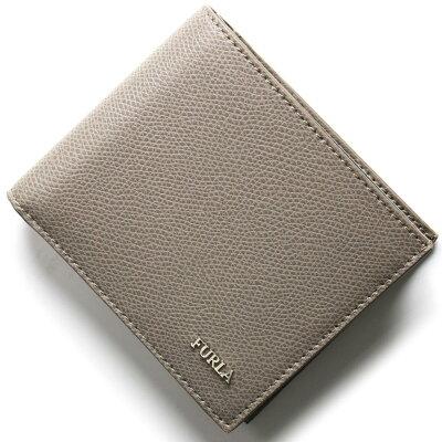 フルラ 二つ折り財布 財布 メンズ マルテ サビアグレージュ PT00 ATT SBB FURLA