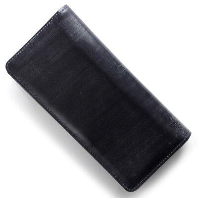 グレンロイヤル GLENROYAL 長財布【札入れ】 ダークブルー 032475 DARKBLUE メンズ