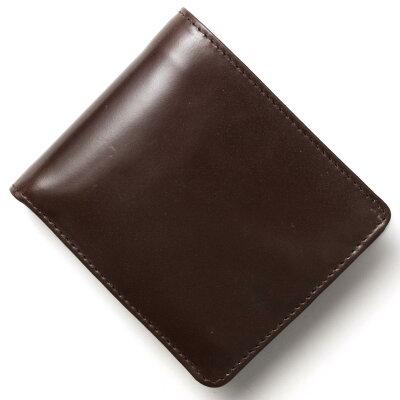 グレンロイヤル GLENROYAL 二つ折財布 シガーブラウン 034128 CIGAR メンズ