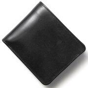 グレンロイヤル GLENROYAL 二つ折財布 ニュー ブラック 034128 NEWBLACK メンズ