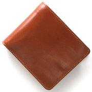 グレンロイヤル GLENROYAL 二つ折財布 オックスフォード タンブラウン 034128 OXFORDTAN メンズ