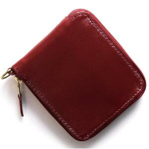 グレンロイヤル GLENROYAL 二つ折財布 ブルゴーニュレッド 036156 BURGUNDY メンズ レディース