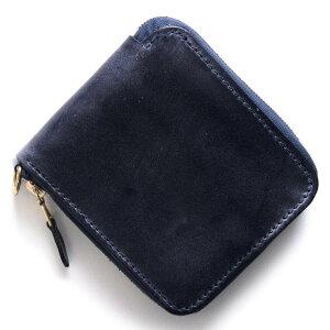 グレンロイヤル GLENROYAL 二つ折財布 ダークブルー 036156 DARKBLUE メンズ