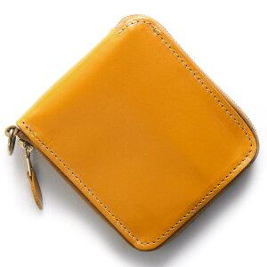 グレンロイヤル GLENROYAL 二つ折財布 ゴールドイエロー 036156 GOLD メンズ レディース