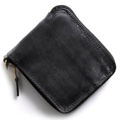 グレンロイヤル GLENROYAL 二つ折財布 ニューブラック 036156 NEWBLACK メンズ