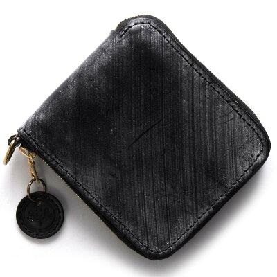 グレンロイヤル GLENROYAL 二つ折財布 ラウンドタグ ROUND TAG ニューブラック 036156 NEWBLACK メンズ