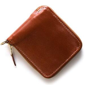 グレンロイヤル GLENROYAL 二つ折財布 オックスフォードタンブラウン 036156 OXFORDTAN メンズ