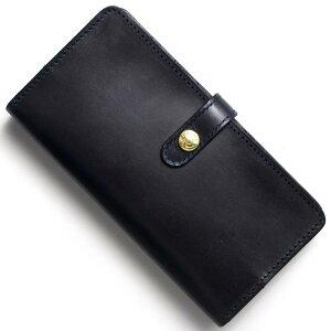 グレンロイヤル GLENROYAL 長財布 ダーク ブルー 036178 DARKBLUE メンズ