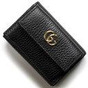 グッチ 三つ折り財布/ミニ財布 財布 レディース シルヴィ ブラック 523277 CAO0G 1000 GUCCI