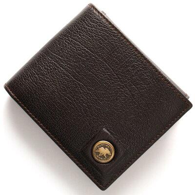 ハンティングワールド 二つ折り財布 財布 メンズ TAHOE ダークブラウン 578 2 233 HUNTING WORLD