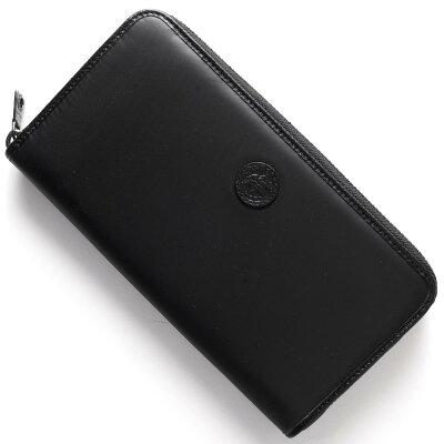 ハンティングワールド 長財布 財布 メンズ BATTUE ORIGIN ブラック 827 1A3 HUNTING WORLD