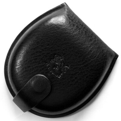 イルビゾンテ IL BISONTE コインケース【小銭入れ】 スタンダード STANDARD ブラック C0543 P 153 メンズ レディース
