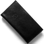 イルビゾンテ IL BISONTE 長財布 スタンダード 【STANDARD】 ブラック C0616 P 153 メンズ レディース