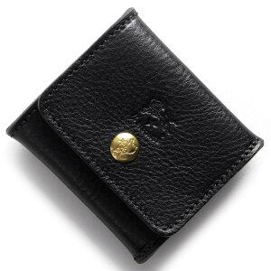 イルビゾンテ IL BISONTE コインケース【小銭入れ】 スタンダード STANDARD ブラック C0774 P 153 メンズ レディース