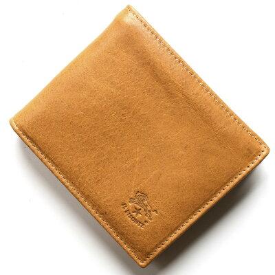 イルビゾンテ 二つ折り財布 財布 メンズ レディース スタンダード ペトラブラウン C0817 PO 681 IL BISONTE