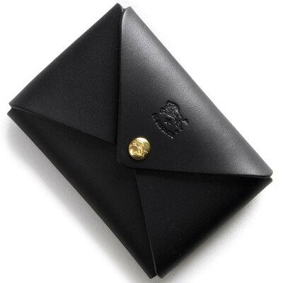 イルビゾンテ IL BISONTE コインケース【小銭入れ】 スタンダード STANDARD ブラック C0854 P 135 メンズ レディース