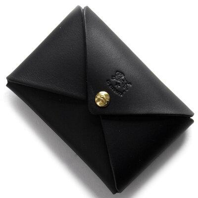 イルビゾンテ コインケース【小銭入れ】 財布 メンズ レディース スタンダード STANDARD ブラック C0854 P 153 IL BISONTE