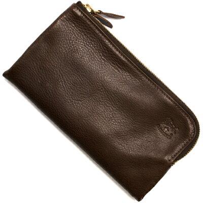 イルビゾンテ 長財布 財布 メンズ レディース モカブラウン C0862 P 455 IL BISONTE