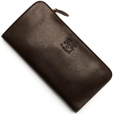 イルビゾンテ 長財布 財布 メンズ レディース モカブラウン C0909 P 455 IL BISONTE