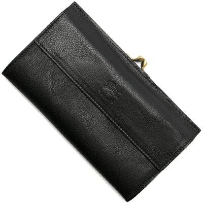 イルビゾンテ 長財布 財布 メンズ レディース ブラック C0911 P 135 IL BISONTE