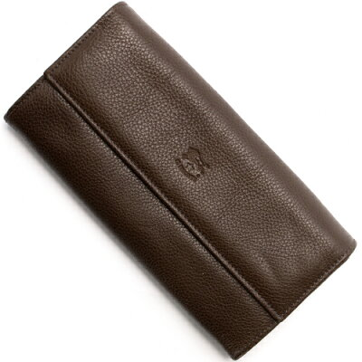 イルビゾンテ 長財布 財布 メンズ レディース モカブラウン C0918 P 455 IL BISONTE