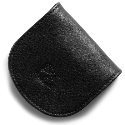 イルビゾンテ IL BISONTE コインケース【小銭入れ】 スタンダード STANDARD ブラック C0934 P 153 メンズ レディース