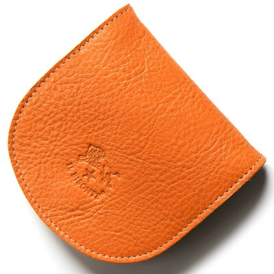 イルビゾンテ IL BISONTE コインケース【小銭入れ】 スタンダード/STANDARD オレンジ C0934 P 166 メンズ レディース